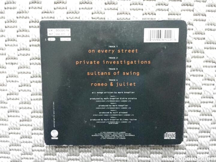 CDs de Música: Dire straits-On every street CD-Single - Foto 2 - 159938956