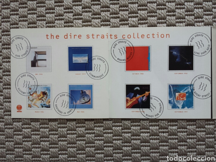 CDs de Música: Dire straits-On every street CD-Single - Foto 4 - 159938956
