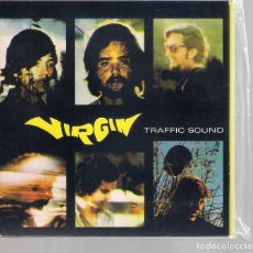 CDs de Música: TRAFFIC SOUND - VIRGIN (CD DIGIPAK, MUNSTER RECORDS MR CD 317) NUEVO. Lote 160005666