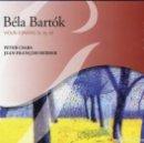 CDs de Música: BÉLA BARTÓK - SONATAS PARA VIOLIN 75, 76 (CD) PETER CSABA, JEAN-FRANÇOIS HEISSER. Lote 160008470