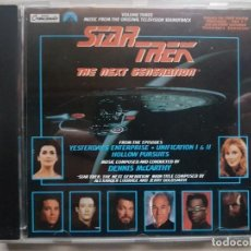 CDs de Música: STAR TREK - MUSIC FROM THE ORIGINAL TELEVISION SOUNDTRACK-B.S.O. -MUSIC COMPOSED DENNIS MCCARTHY. Lote 160010938