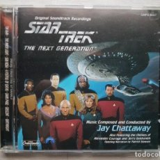 CDs de Música: STAR TREK - MUSIC FROM THE ORIGINAL TELEVISION SOUNDTRACK-B.S.O. -MUSIC COMPOSED DENNIS MCCARTHY. Lote 160012406