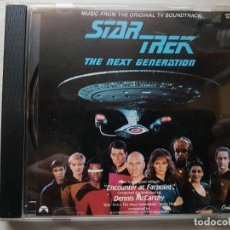 CDs de Música: STAR TREK - MUSIC FROM THE ORIGINAL TELEVISION SOUNDTRACK-B.S.O. -MUSIC COMPOSED JAY CHATTAWAY. Lote 160012870