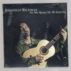 CDs de Música: JONATHAN RICHMAN - NO ME QUEJO DE MI ESTRELLA (CD DIGIPACK 2014 MUNSTER RECORDS) PRECINTADO. Lote 48617617