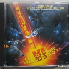 CDs de Música: STAR TREK VI - MUSIC FROM THE ORIGINAL MOTION PICTURE SOUNDTRACK - B.S.O. - CLIFF EIDELMAN. Lote 160016646