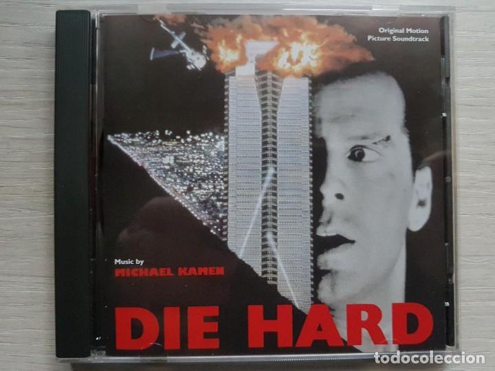 DIE HARD - ORIGINAL MOTION PICTURE SOUNDTRACK - B.S.O. - MUSIC BY MICHAEL KAMEN (Música - CD's Bandas Sonoras)