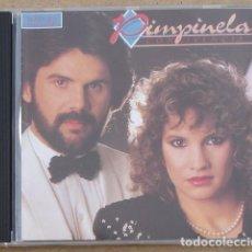 CDs de Música: PIMPINELA - CONVIVENCIA (CD) 1992 - 12 TEMAS. Lote 160041142