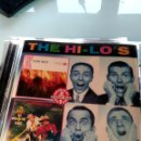 CDs de Música: THE HI-LO'S – LOVE NEST / ALL OVER THE PLACE. Lote 160063602