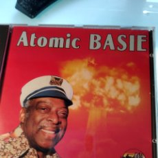 CDs de Música - Count Basie And His Orchestra ‎– Atomic Basie - 160065574
