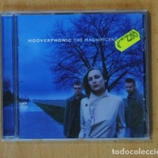 CDs de Música: HOOVERPHONIC - THE MAGNIFICENT - CD. Lote 160079648