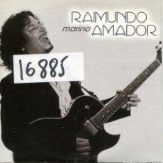 CDs de Música: RAIMUNDO AMADOR / MARINA (CD SINGLE CARTON PROMO 2003). Lote 160079794
