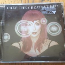 CDs de Música: CHER THE GREATEST HITS, CD. Lote 160087450