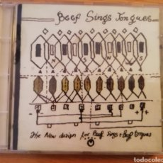 CDs de Música: BEEF SINGS TONGUES. ELEPHANT RECORDS, SPAIN, 1999. RAREZA.. Lote 160090020