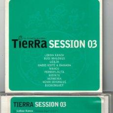 CDs de Música: TIERRA SESSION 03 - VARIOS (CD, PLANETA MUSICAL 1999). Lote 160095502