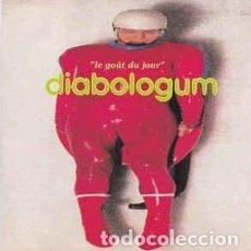 CDs de Música: DIABOLOGUM. LE GOÛT DU JOUR. LITHIUM RECORDS, FRANCE 1994.. Lote 160106858