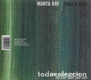 CDs de Música: Manta Ray.Take a look. Acuarela discos, Spain, 2003. - Foto 2 - 160107806