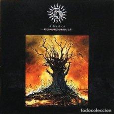 CDs de Música: FISH - A FEAST OF CONSEQUENCES - CD. Lote 160107878