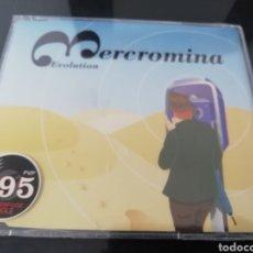 CDs de Música: MERCROMINA. EVOLUTION. SUBTERFUGE RÉCORDS. SPAIN, 1999.. Lote 160109685
