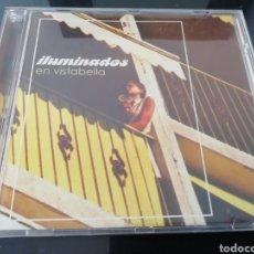 CDs de Música: ILUMINADOS. EN VISTABELLA. JABALINA MÚSICA, SPAIN, 1999.. Lote 160110052