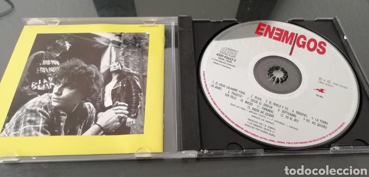 CDs de Música: Los Enemigos. La vida mata. Grabaciones Accidentales, España, 1990. - Foto 3 - 160110588