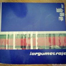 CDs de Música: LA HABITACIÓN ROJA. LARGOMETRAJE. GRABACIONES EN EL MAR, SPAIN 1999.. Lote 160147480
