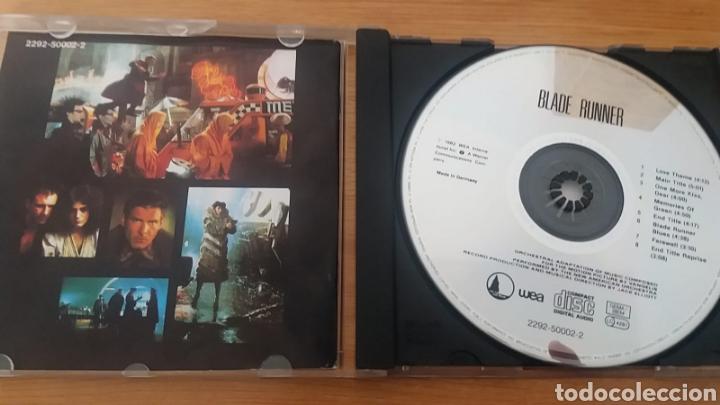 CDs de Música: Blade Runner. The New American Orchestra. - Foto 3 - 160154269