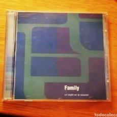 CDs de Música: FAMILY. UN SOPLO EN EL CORAZÓN. PRIMERA EDICIÓN 1994, ELEPHANT RECORDS.. Lote 160157904