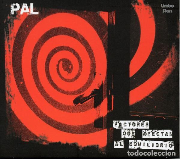 PAL. FACTORES QUE AFECTAN AL EQUILIBRIO. LIMBO STARR 2004, SPAIN. (Música - CD's Rock)
