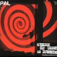 CDs de Música: PAL. FACTORES QUE AFECTAN AL EQUILIBRIO. LIMBO STARR 2004, SPAIN.. Lote 160160538
