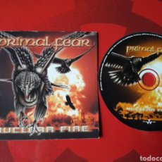 CDs de Música: PRIMAL FEAR - CD PROMOCIONAL NUCLEAR FIRE (HEAVY METAL, POWER METAL) 2001. Lote 160164389
