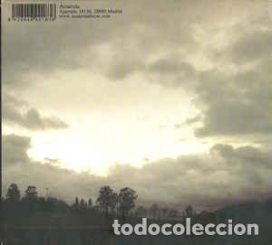 CDs de Música: Mus. Divina Lluz. Digipak, Acuarela Discos, España 2004. - Foto 2 - 160166922