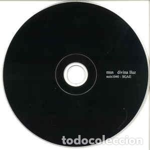 CDs de Música: Mus. Divina Lluz. Digipak, Acuarela Discos, España 2004. - Foto 3 - 160166922