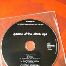 CDs de Música: QUEENS OF THE STONE AGE - CD PROMOCIONAL 1998 RR PROMO 369 (ALTERNATIVE ROCK, STONER ROCK, HARD ROCK. Lote 160170122