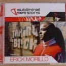 CDs de Música: ERICK MORILLO SUBLIMINAL SESSIONS FIVE (2CD) 2003 - 24 TEMAS. Lote 160190058