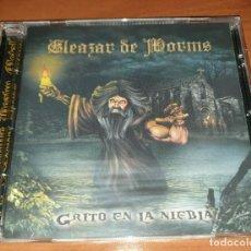 CDs de Música: ELEAZAR DE MORMS - GRITO EN LA NIEBLA CD 2016-BARON ROJO-OBUS-TIGRES. Lote 160234834