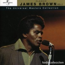 CDs de Música: CLASSIC JAMES BROWN VOL 2 / THE UNIVERSAL MASTERS COLLECTION - CD. Lote 160245898