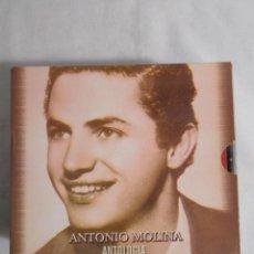 CDs de Música: ANTONIO MOLINA - ANTOLOGIA 5 CDS. Lote 160291058