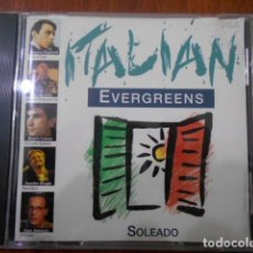 CDs de Música: CD SOLEADO-ITALIAN EVERGREENS. Lote 160293198