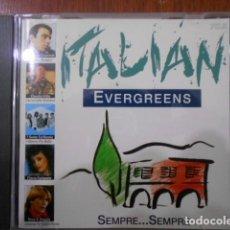 CDs de Música: CD SEMPRE...SEMPRE -ITALIAN EVERGREENS. Lote 160293942