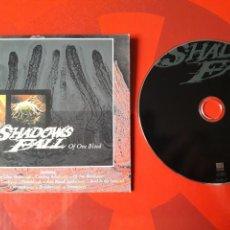 CDs de Música: SHADOWS FALL - CD PROMOCIONAL OF ONE BLOOD ( HARDCORE HEAVY METAL) 2000. Lote 160303384