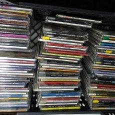 CDs de Música: GRAN LOTE DE 105 CD PROMOCIONALES SINGLE MAXI SINGLE MEDLEY TODOS DE EMISORAS RADIO MUSICA CDS. Lote 160182010