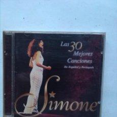 Musik-CDs - SIMONE LAS 30 MEJORES CANCIONES EN ESPAÑOL Y PORTUGUES 2CDS - 160312822
