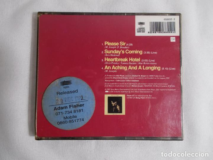 CDs de Música: MARTYN JOSEPH - PLEASE SIR - CD PROMOCIONAL 1992 - Foto 2 - 160315106
