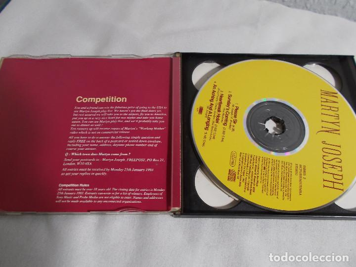 CDs de Música: MARTYN JOSEPH - PLEASE SIR - CD PROMOCIONAL 1992 - Foto 4 - 160315106