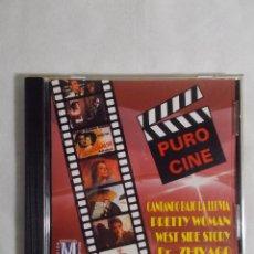 CDs de Música: PURO CINE (1995). Lote 160315174