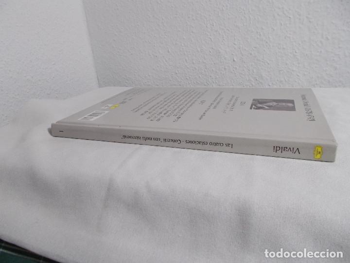 CDs de Música: VIVALDI LAS CUATRO ESTACIONES - 2005 RBA COLECCIONABLES, S.A. - Foto 5 - 160316634