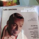 CDs de Música: LES BROWN - THE COMPLETE SONG BOOKS. Lote 160319546