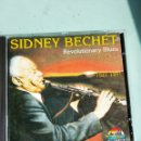 CDs de Música: SIDNEY BECHET ‎– REVOLUTIONARY BLUES (1941-1951). Lote 160324302