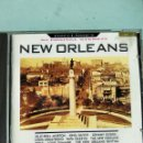 CDs de Música: VARIOUS – NEW ORLEANS. Lote 160324394