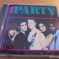 CDs de Música: RAR CD. THE PARTY. MISMO TÍTULO. MADE IN SPAIN. 13 TRACKS. Lote 160326954